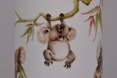 Porzellanmalen Lotti Haerdi Dose Koalabaer